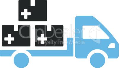 Bicolor Blue-Gray--medication delivery.eps