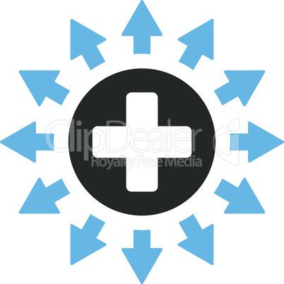 Bicolor Blue-Gray--pharmacy distribution.eps