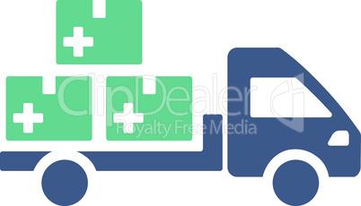 BiColor Cobalt-Cyan--medication delivery.eps