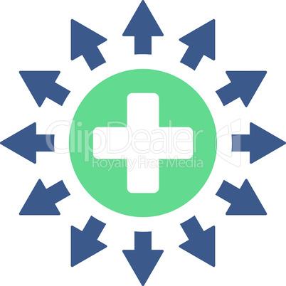 BiColor Cobalt-Cyan--pharmacy distribution.eps
