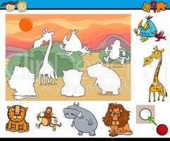 educational game for preschool kids