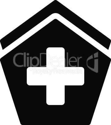 Black--clinic building.eps