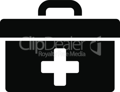 Black--first aid toolbox.eps