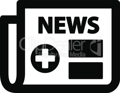Black--medical newspaper.eps