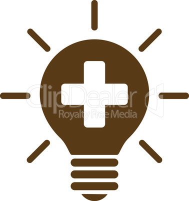 Brown--medical lamp.eps
