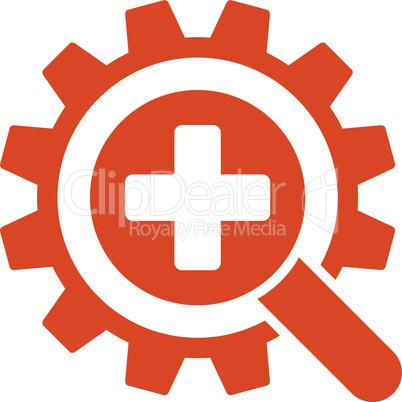 Orange--find medical technology.eps