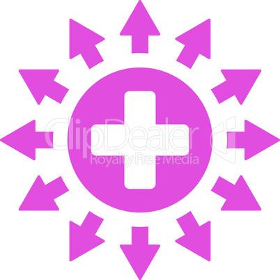 Pink--pharmacy distribution.eps
