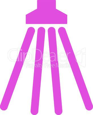 Pink--shower.eps