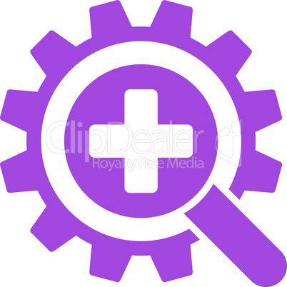 Violet--find medical technology.eps