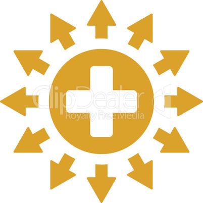 Yellow--pharmacy distribution.eps