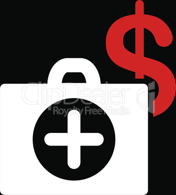 bg-Black Bicolor Red-White--payment healthcare.eps