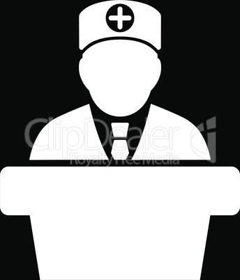 bg-Black White--Medical official lecture.eps