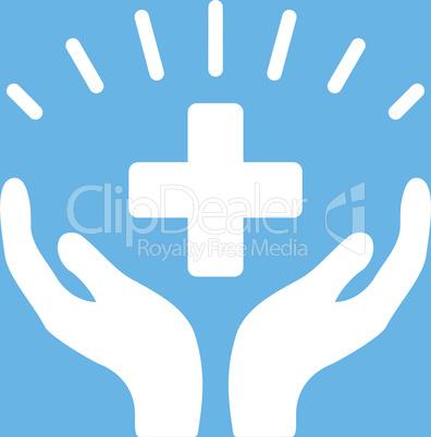 bg-Blue White--medical prosperity.eps