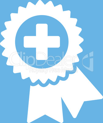 bg-Blue White--medical quality seal.eps