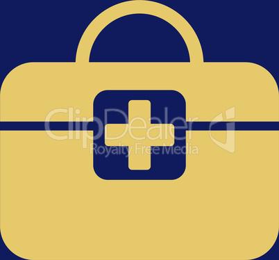bg-Blue Yellow--medical kit.eps