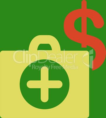 bg-Green Bicolor Orange-Yellow--payment healthcare.eps