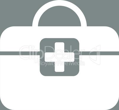 bg-Gray White--medical kit.eps