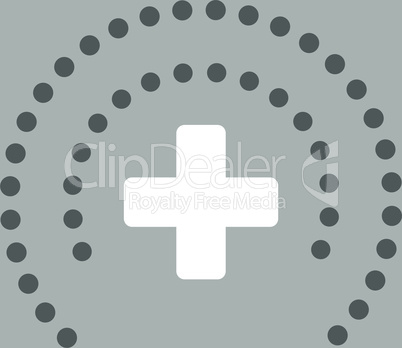 bg-Silver Bicolor Dark_Gray-White--health care protection.eps