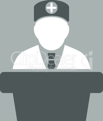 bg-Silver Bicolor Dark_Gray-White--Medical official lecture.eps