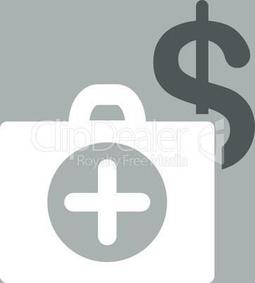 bg-Silver Bicolor Dark_Gray-White--payment healthcare.eps