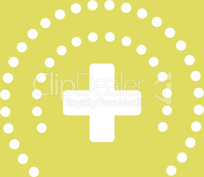 bg-Yellow White--health care protection.eps