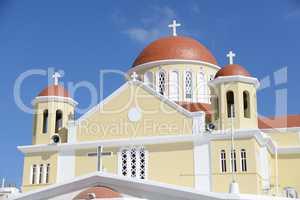 Kirche der Heiligen Ekaterini in Sitia, Kreta