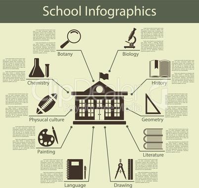 School Infographics