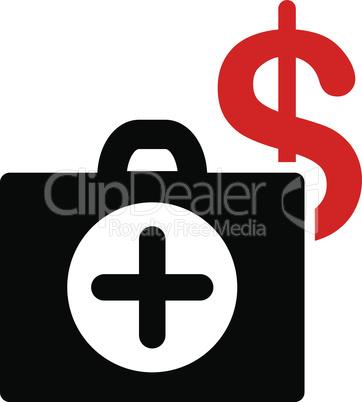Bicolor Blood-Black--payment healthcare.eps
