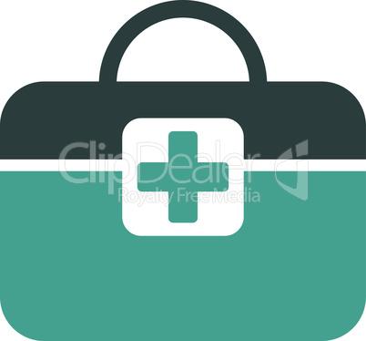 Bicolor Soft Blue--medical kit.eps