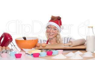 Backen an Weihnachten