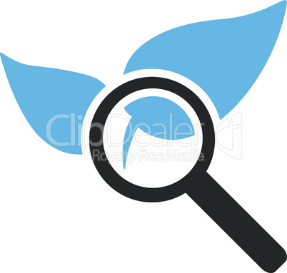 Bicolor Blue-Gray--explore natural drugs.eps