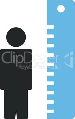 Bicolor Blue-Gray--height meter.eps
