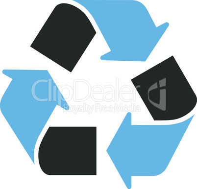 Bicolor Blue-Gray--recycle.eps