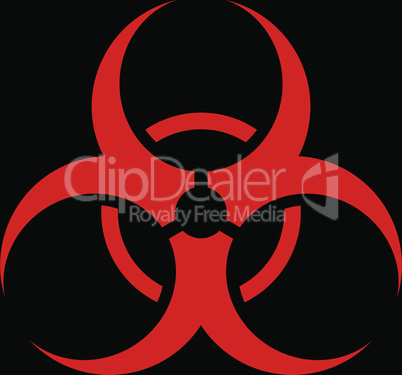 bg-Black Red--biohazard symbol.eps