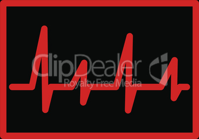 bg-Black Red--cardiogram.eps