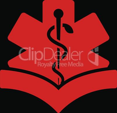 bg-Black Red--medical knowledge.eps