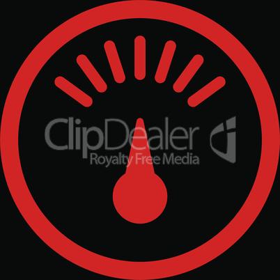 bg-Black Red--meter.eps