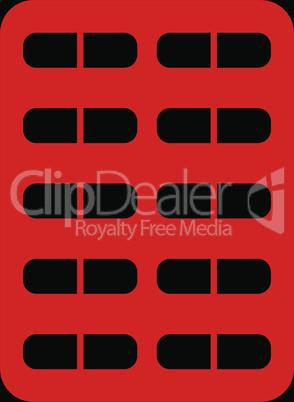 bg-Black Red--pill blister.eps