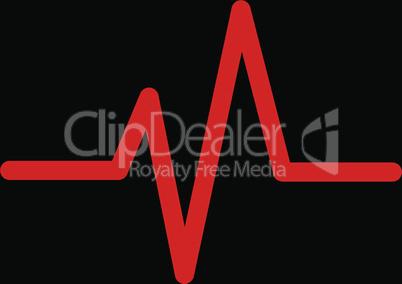 bg-Black Red--pulse.eps