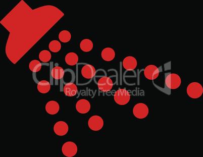 bg-Black Red--shower.eps