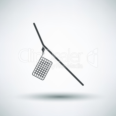 Fishing Feeder Net Icon