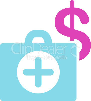 BiColor Pink-Blue--payment healthcare.eps