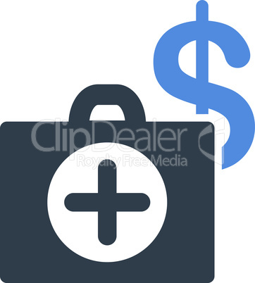 BiColor Smooth Blue--payment healthcare.eps