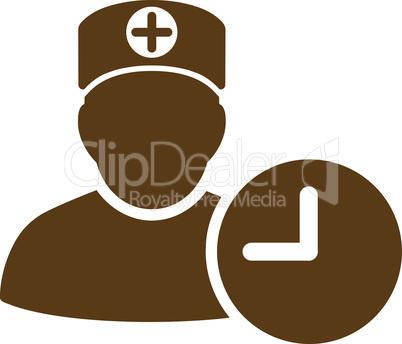 Brown--doctor schedule.eps