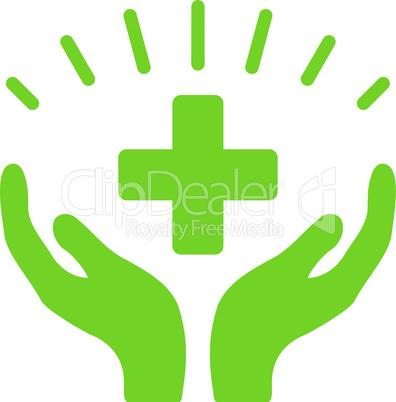 Eco_Green--medical prosperity.eps