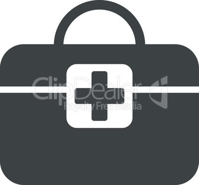 Gray--medical kit.eps