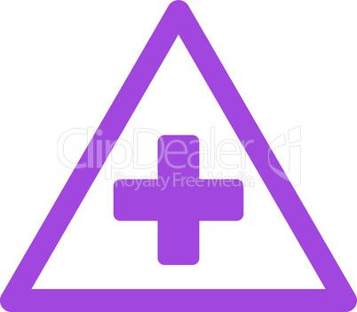Violet--health warning.eps
