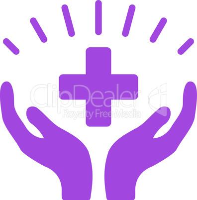 Violet--medical prosperity.eps