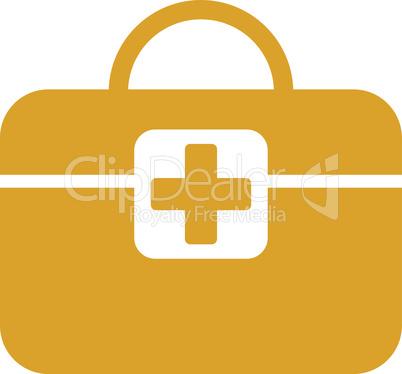 Yellow--medical kit.eps