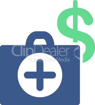 BiColor Cobalt-Cyan--payment healthcare.eps